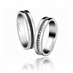 Wedding rings duo