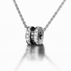 Diamonds pendant for women