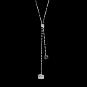 Women's necklace Cube