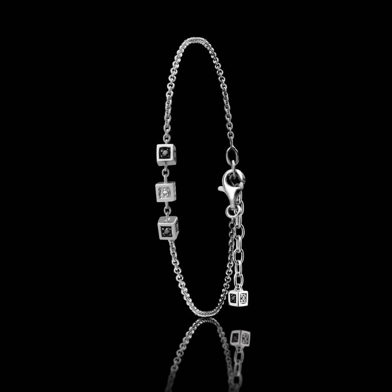 Bracelet femme Cube