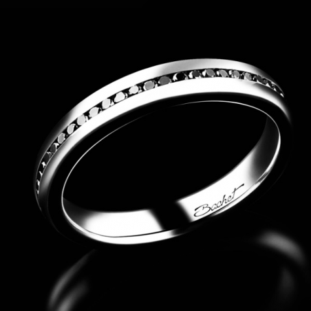 Men's wedding ring A Way to Love medium model