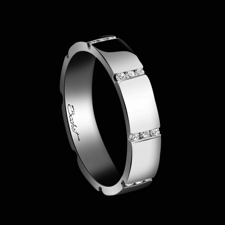 Women's wedding ring A Bridge to Unity small model